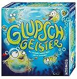 KOSMOS Spiele 697648 - Glupschgeister, Brettspiel