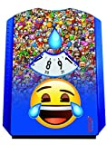 emoji EOINN600 Parkscheibe Doppelseitig, Spaßmotiv, Blau