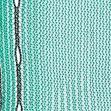 Gerüstschutznetz 2,57 x 100m grün 75gr/m²
