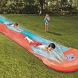 Bestway Wasserrutsche H20 Go Double Slide, 549 x 138 cm
