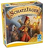 Queen Games 10173 Schatzjäger, Brettspiele
