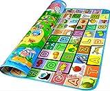 StillCool Crawl Mat Baby-Kind-Kleinkind Spielteppich Spielmatte Babyschleichenmatte Picknick-Decke...