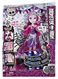 'Welcome to Monster High' Singing Popstar Ari Hauntington Doll, English