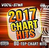 Karaoke 2017 Chart Hits CD-CD + G Disc Set - 80 Songs auf 4 Discs Einschließlich der besten Ever...