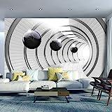 murando - Fototapete Abstrakt 400x280 cm - Vlies Tapete - Moderne Wanddeko - Design Tapete -...