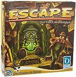 Queen Games 6090 - Escape - Der Fluch des Tempels - kooperatives Gesellschaftsspiel