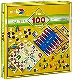 Noris Spiele 606112588 - Spielesammlung mit 100 Spielmöglichkeiten