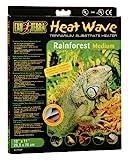 Exo Terra Heat Wave Rainforest, Substratheizung für Terrarien, 26,5 x 28 cm