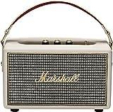 Marshall Kilburn tragbarer Bluetooth Lautsprecher (20 h Spielzeit, Bluetooth 4.0, 3,5 mm Klinke)...