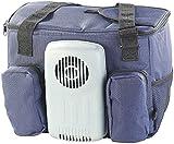 Xcase Kühlboxen: Elektrische 12-V-Thermo-Kühltasche, 24 l (Kühltasche Auto)