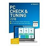 MAGIX PC Check & Tuning – Version 2018 – Macht Ihren PC: Schneller. Stabiler. Geräumiger....