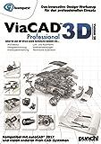 ViaCAD 3D Professional 10 - Fortgeschrittenes CAD-Design: 3D Modellierung, Prototyping und...