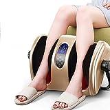 JOSN Elektrisches Fußmassagegerät Multifunktions-3-in-1-Fußmassagegerät Kneten Rollen mit Fuß,...