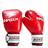 ZXJD Boxhandschuhe Sparring Boxsack Boxsack Handschuhe Boxsack MMA Kampfsport-Trainings-Handschuhe...