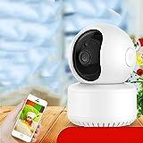 GKKXUE Überwachungskamera, kabellos, Bewegungsapparat, Überwachungskamera, WiFi, Heim-Netzwerk,...