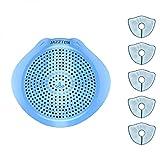 YNIEIAA Kinder Mundschutz Einweg 3-lagig mit Partikelfilter Austauschbares Waschbar Filterelement Silikon Anti-Pollen und Anti-Geruch Head-Mounted Nasenschutz + 5 Filter (YS03)