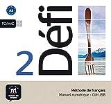 Défi 2 (A2): Manuel numérique - Clé USB