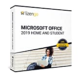 MS Office 2019 Home and Student - Vollversion 32 bit & 64 bit Neuer und originaler Produktschlüssel...