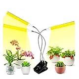 Timing Des Saftigen Pflanzenspeichers 72W 3-Kopf-Pflanzenlicht LED-Pflanzenwachstumslicht (Size :...