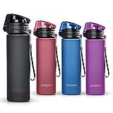 Opard Trinkflasche Sport - Wasserflasche 700ml- Sportflasche aus Tritan BPA Frei - ideale...