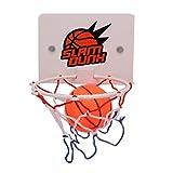 Rouku Tragbare lustige Mini-Basketballkorb Spielzeug Kit Indoor Home Basketball Fans Sportspiel...