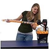 HYYKJ Tennisball Sammelrohr, Tischtennis Ballsammler Picker Up 85Cm Lange Ping Pong Ball Picking...