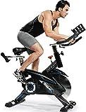 Yo-Toku Stationärer Fahrrad-Riemenantrieb, für Indoor-Fahrrad, 23 kg, Schwungrad &...