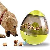 Hundefutter Ball, Hunde Katzen Snackball Futterball Hundespielzeug Snackbälle Tumbler Interaktives...