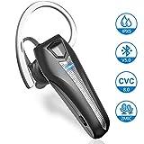 Bluetooth Headset 0.3 Unzen Wasserdicht Dual CVC 8.0 Rauschunterdrückung Mikrofon Bloothooth 5.0...