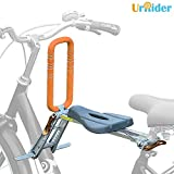 UrRider Fahrradkindersitz, Fahrradkindersitz für Kleinkinder, Faltbarer und ultraleichter...