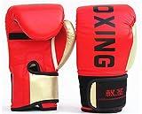 ZXJD Sanda Handschuhe Ausbildung Kinder Boxing Boxsack Handschuhe Jugend Erwachsene Muay Thai OPF...