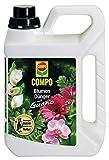 COMPO Blumendünger mit Guano für alle Zimmer-, Balkon- und Terrassenpflanzen,  Universaldünger,...