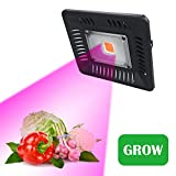 QJIAXING LED Pflanz Volles Spektrum AC 50W Für Indoor-Anlage Lampe COB Chips Pflanze Sämling...