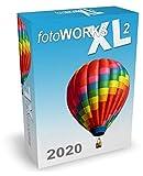 Fotoworks XL 2 (2020er Version) Bildbearbeitungsprogramm zur Bildbearbeitung in Deutsch -...