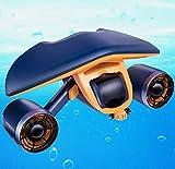 Y-seawater Wassertauchen Booster-Unterwasser Roller Schwimmen Roller Wasser Motorcycyle Stütze Unterwasserkamera Zum Schwimmen, Tauchen, Wassersport, Strandspielzeug