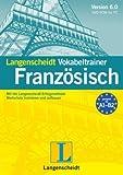 Langenscheidt Vokabeltrainer 5.0 Französisch. Windows 7; Vista; XP; 2000: Mit der...