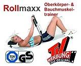 SchwabMarken B-Ware!! - Rollmaxx Bauchtrainer - Achtung Vor dem Kauf unbedingt die Bilder und...