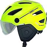 Abus Unisex– Erwachsene Pedelec 2.0 ACE Fahrradhelm, Signal Yellow, L