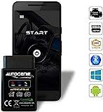 Autogenie © ECHTZEIT-Daten Fehler Lesen & Löschen am Android Handy Bluetooth OBD2 KFZ Diagnose und...