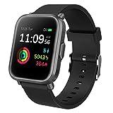 GRDE Smartwatch Bluetooth Fitness Tracker 1.3'' Voll Touchscreen Smartwatch Damen Herren 5ATM...