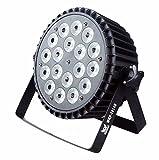 LED Par Light, 18x12w 4 IN1 RGBW, für Disco, Ballsaal, KTV, Bar, Club, Party, Hochzeit