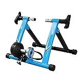 Dfghbn Indoor-Fahrrad Wire-gesteuerte Indoor Mountain Road Training Platform Turbo Trainer, Variable...