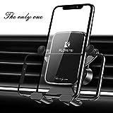 Handyhalterung Auto Schwerkraft, FLOVEME Horizontal Platziert Handyhalter fürs Auto Lüftung,...