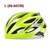 Allround Helmets 220 g Ultraleichter Rennradhelm All-Terrai Fahrradhelm 54-62 cm Casco Ciclism MTB...