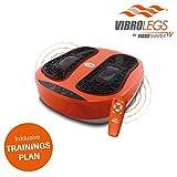 Mediashop VibroLegs   Vibrationsplatte   Kombination aus Vibration und Massage, inkl. Fernbedienung,...