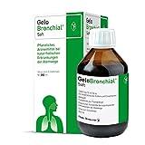 GeloBronchial Saft, 200ml - Starke Schleimlösung und Hustenlöser, pflanzliche Hustensaft für Kinder ab 4 Jahren mit angenehmen Geschmack, nach Anbruch 12 Monate haltbar