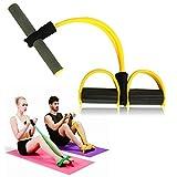 Itian Expander Elastic Pull Seil, Fitness-Widerstand-Bänder Fußpedal, Exerciser Bodybuilding...