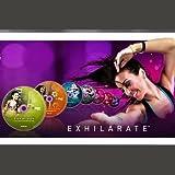 Zumba Fitness Exhilarate Deutsche original version Premium Body Shaping System 7 DVDs Set