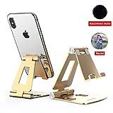 Licheers Handy Ständer, Multi-Winkel Tisch Handy Halterung: Handyhalterung kompatibel mit Phone Xs...