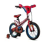 WQEYMX WQE Kinderfahrrad für Kinder Buggy Mountain Bike Farbe Schwarz, 12 Zoll mit Stabilisator und...